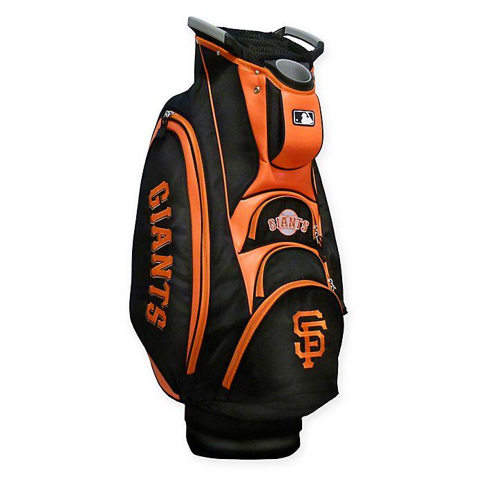 Alternate image 1 for MLB® San Francisco Giants Victory Golf Cart Bag