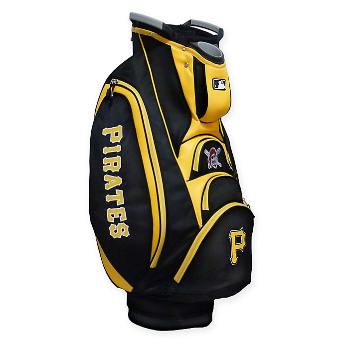 Alternate image 1 for MLB® Pittsburgh Pirates Victory Golf Cart Bag