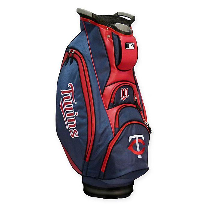 Alternate image 1 for MLB® Minnesota Twins Victory Golf Cart Bag