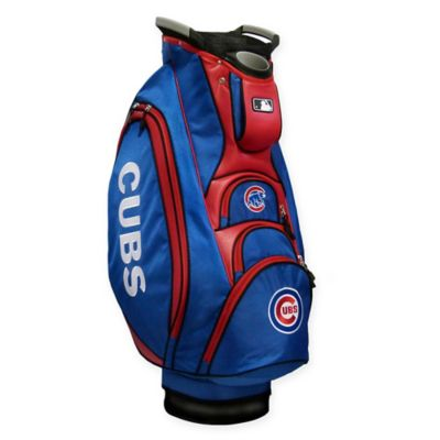 Mlb 174 Chicago Cubs Victory Golf Cart Bag Bed Bath Amp Beyond