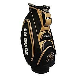 NCAA University of Colorado Victory Golf Cart Bag