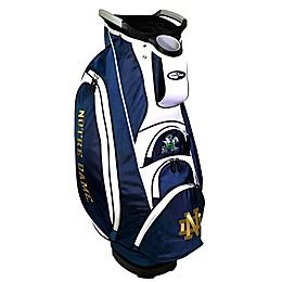 NCAA University of Notre Dame Victory Golf Cart Bag