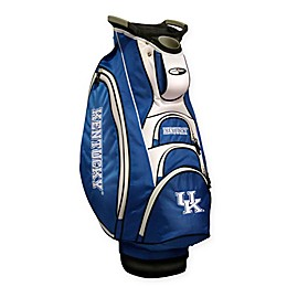 NCAA University of Kentucky Victory Golf Cart Bag