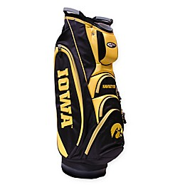NCAA University of Iowa Victory Golf Cart Bag