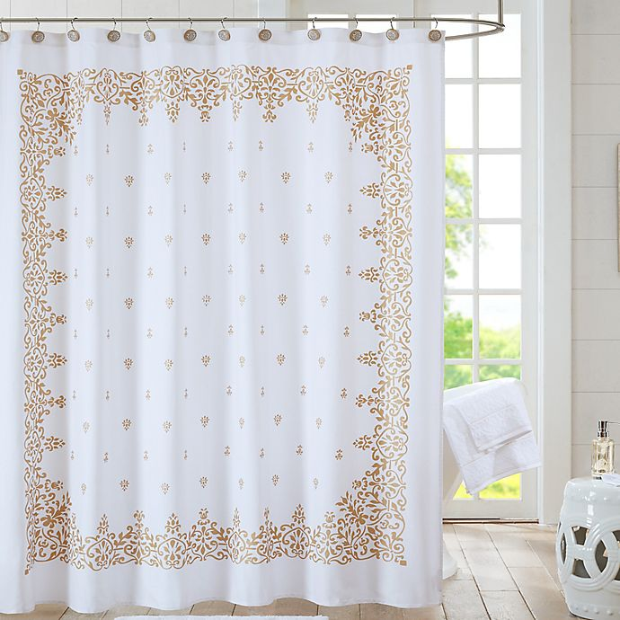 AnthologyTM Algiers 72 Inch Shower Curtain