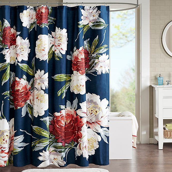 Alternate image 1 for Camilla 72-Inch x 72-Inch Shower Curtain