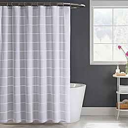Gavin Shower Curtain in Grey