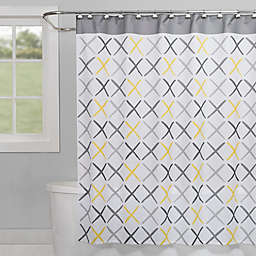 Saturday Knight Gen X Shower Curtain