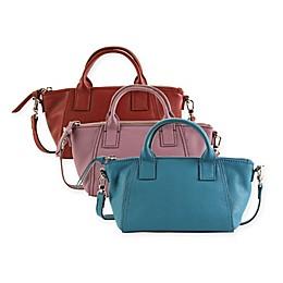Hadaki Leather Mini Boat Bag