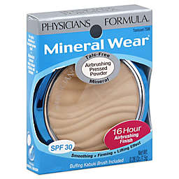 Physicians Formula Mineral Wear® Talc-Free Mineral Airbrush Pressed Powder SPF 30 in Translucent