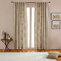 India's Heritage Empress Rod Pocket/Back Tab Window Curtain Panel