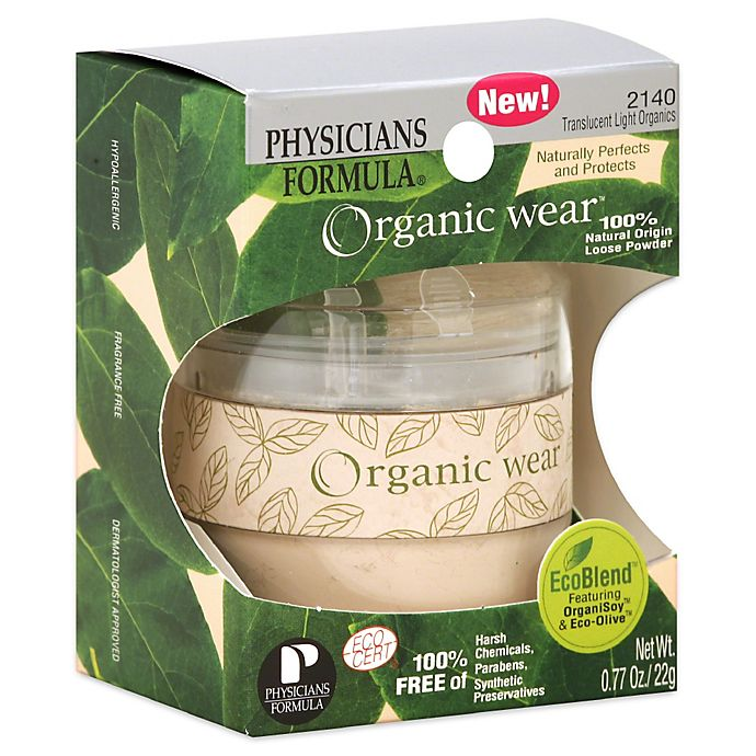 Cosmetics Organic Wear : Target