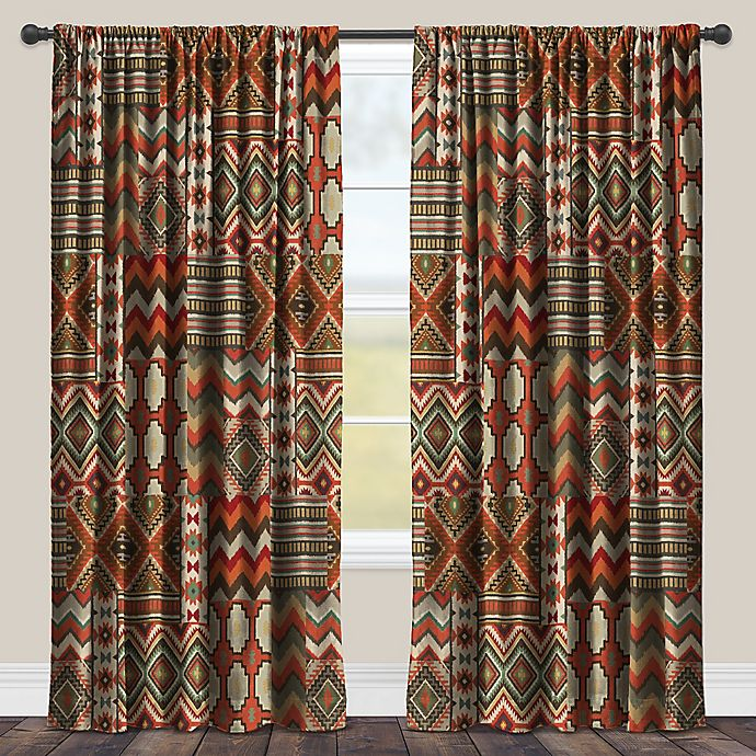 Alternate image 1 for Laural Home Country Mood Room-Darkening Rod Pocket Window Curtain Panel