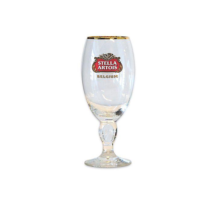 Alternate image 1 for Stella Artois 13-1/2 oz.  Chalice Glass (Set of 4)