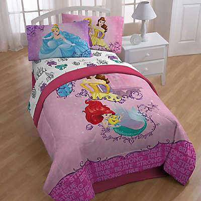 Princess Friendship Adventures Twin/Full Comforter