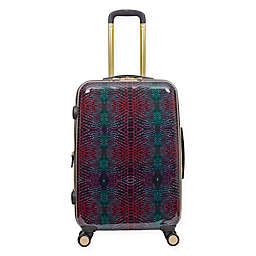 Aimee Kestenberg Ivy 24-Inch Hardside Spinner Checked Luggage