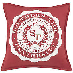 Southern Tide® Skipjack Chino University Throw Pillow