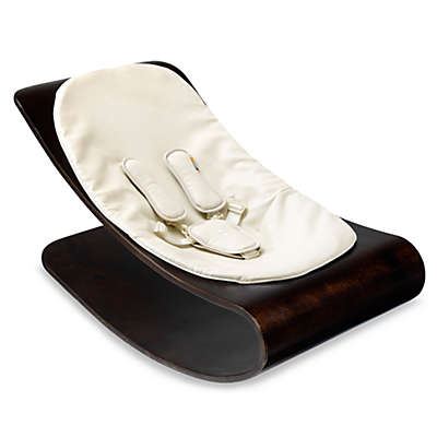 bloom® Coco Stylewood™ Cappuccino Lounger in Coconut White