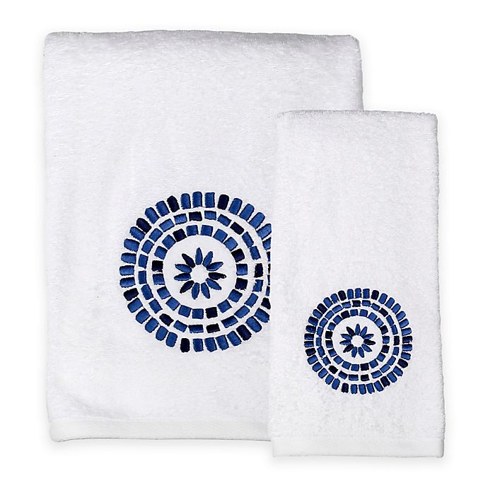 Alternate image 1 for Waterfall Hand Towel