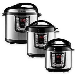 Gourmia® Smart Pot Multifunction Programmable Pressure Cooker