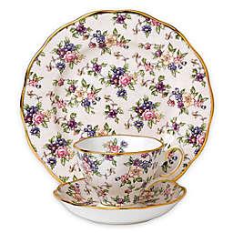 Royal Albert 100 Years 1940 English Chintz Tea Collection