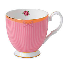 Royal Albert Candy Sweet Stripe Mug
