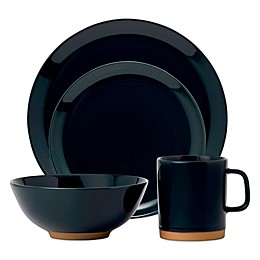 Barber & Osgerby for Royal Doulton® Olio 4-Piece Place Setting in Blue