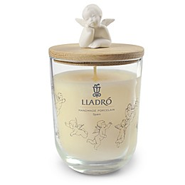 Lladro Heavenly Dreams Dreaming of You Gardens of Valencia Candle