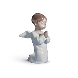 Lladró Angel Praying Figurine