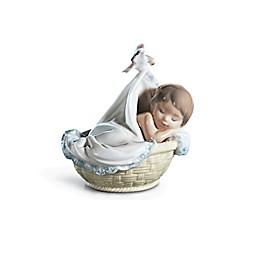 Lladro Tender Dreams Porcelain Figurine