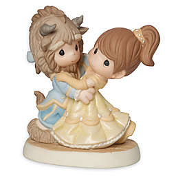 Precious Moments® Disney® Boy as Beast with Belle Figurine