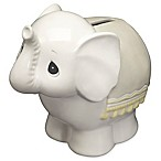 Precious Moments® Elephant Bank in Grey