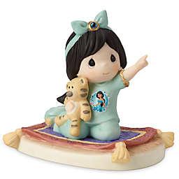 Precious Moments® Disney® Together We'll Make a Whole New World Jasmine on Carpet Figurine