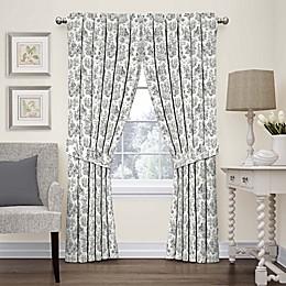 Waverly Charmed Life Rod Pocket Window Curtain Panel