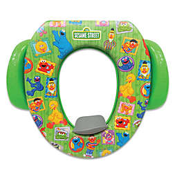Ginsey Sesame Street Framed Soft Potty Seat