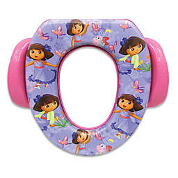<P>Ginsey Dora Butterfly Buddies Soft Potty Seat in Purple</P>