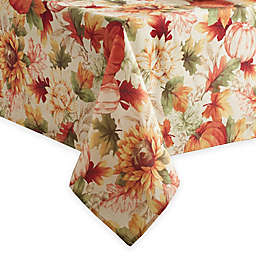 Autumn Sunflower Tablecloth