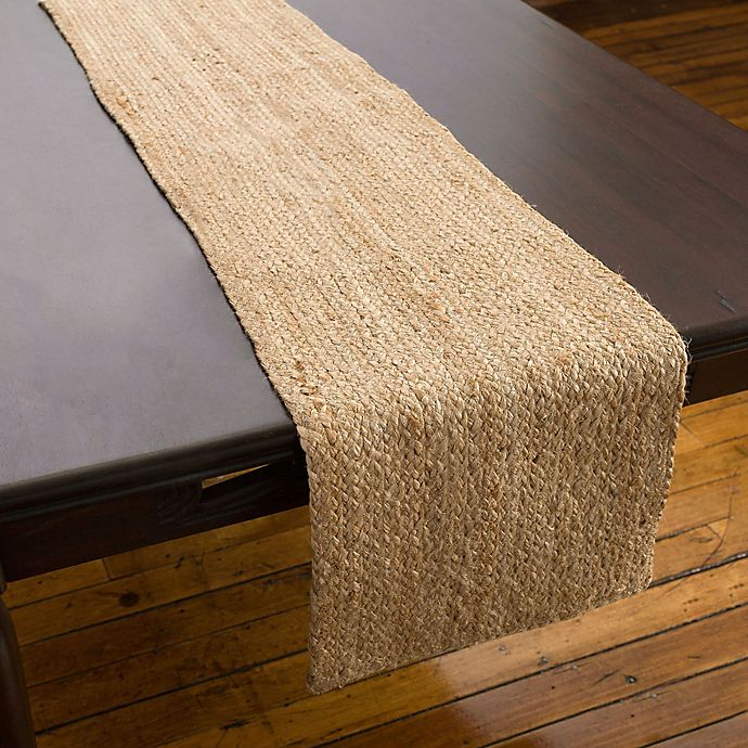 Alternate image 1 for Willow Table Runner in Natural