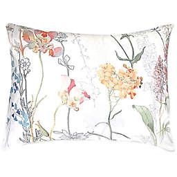 Alamode Home Penrhyn Standard Pillow Sham in White
