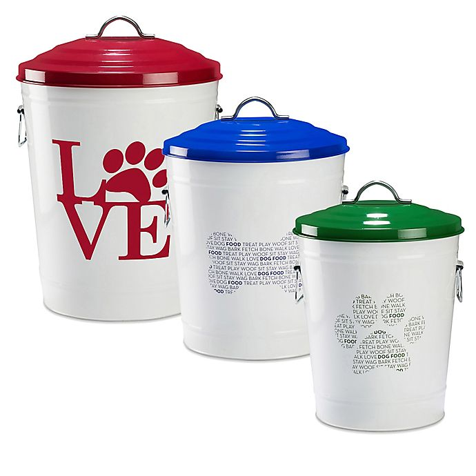Hy Hound Pet Food Storage Collection