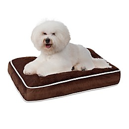 Keegan Napper Pet Bed in Chocolate