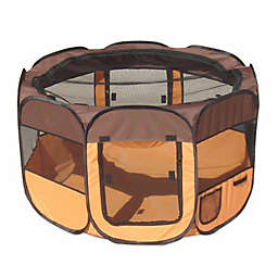 All-Terrain Collapsible Travel Pet Playpen