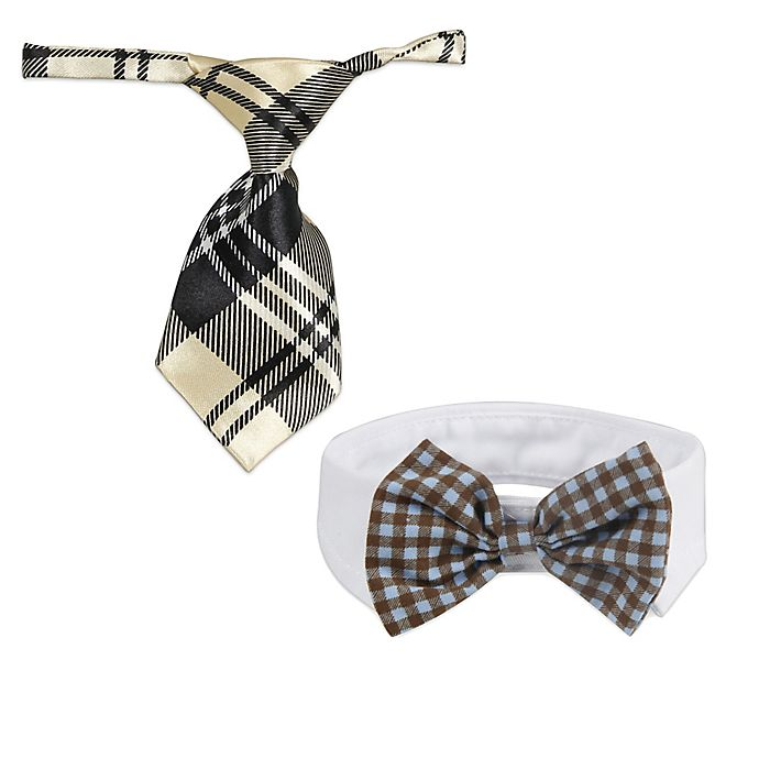 Alternate image 1 for Fashionable and Trendy Dog Neck Tie