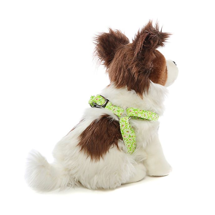 Alternate image 1 for Donna Devlin Designs Daisy Do Dog Small Step-in-Harness