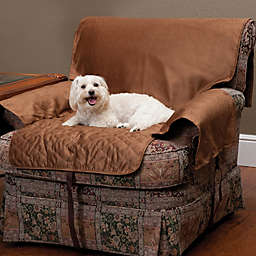 Sta-put™ Full-Coverage Chair Protector for Pets in Cocoa