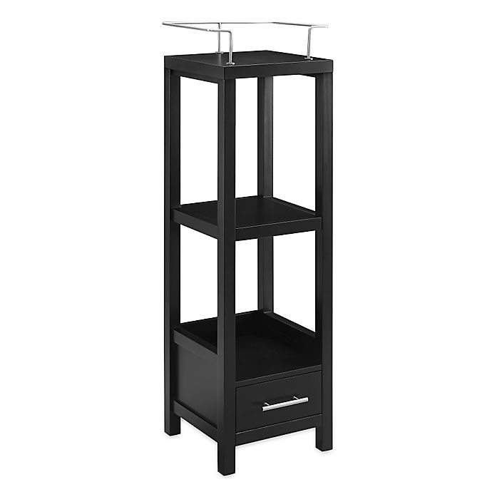 Hudson E Tall Storage Cabinet In
