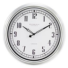 Equity Indoor/Outdoor Wall Clock