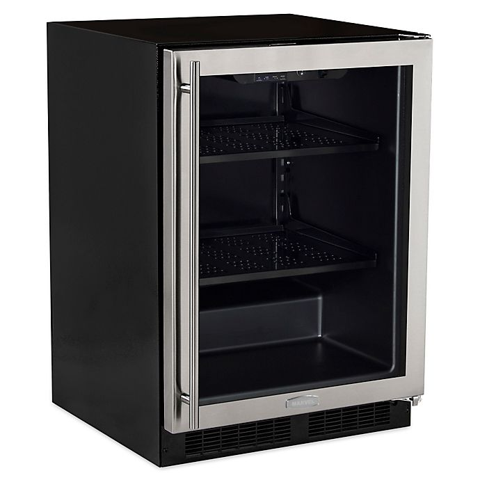 Alternate image 1 for Marvel 24-Inch Beverage Center with Right Hinged Door