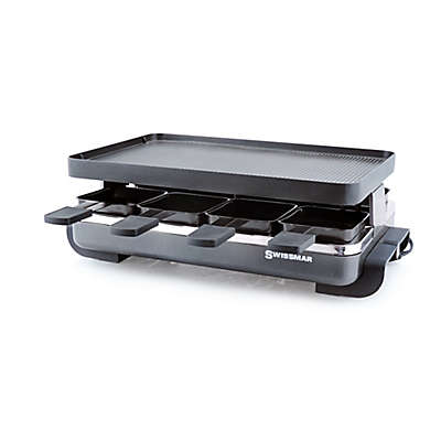 Swissmar® 8-Person Classic Raclette Grill with Reversible Plate