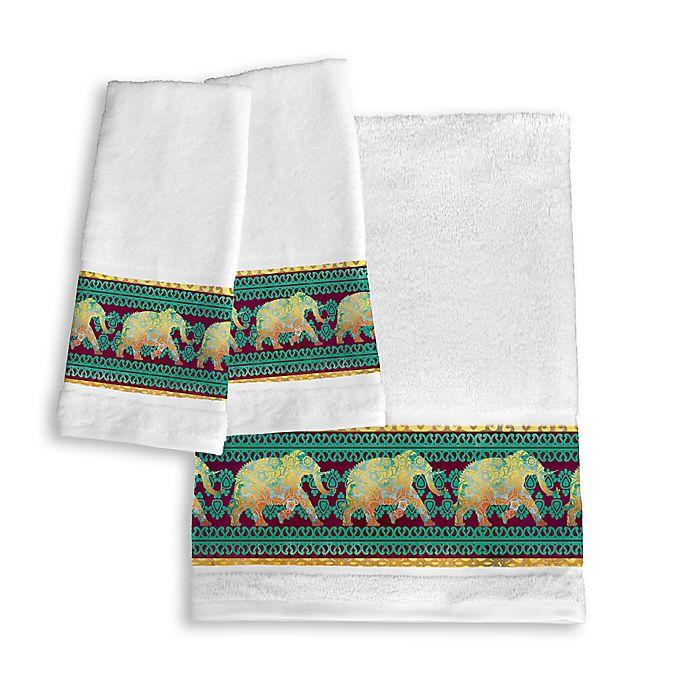 Alternate image 1 for Laural Home® Marrakesh Bath Towel